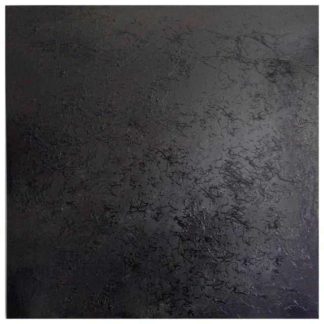 , 'Untitled, Black 1,' 2016, Kara Brooks