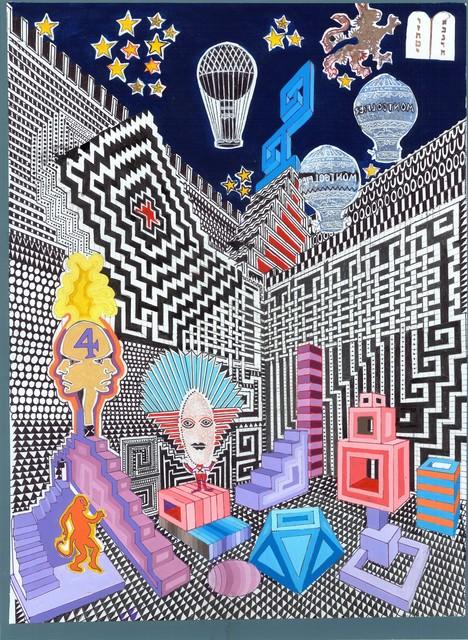 , 'El acoso de los dioses,' 2016, MAIA Contemporary