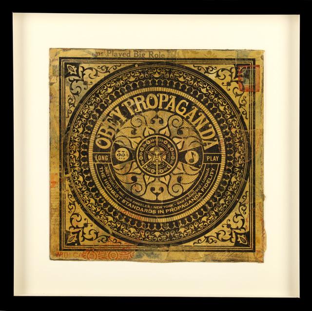 Shepard Fairey (OBEY), 'Obey Propaganda', 2007, Chiswick Auctions
