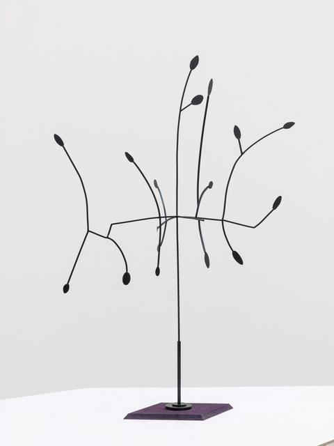, 'Strontium,' 2015, Galerie Guido W. Baudach