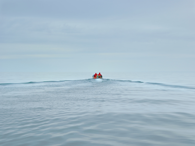 , 'Rae Strait, Nunavut,' 2017, Circuit Gallery