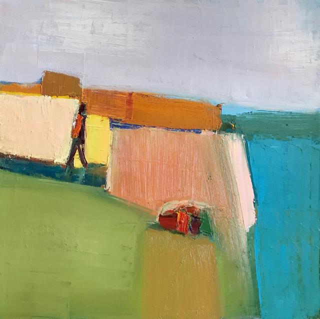 , 'Vertical Coastline,' 2018, Meyer Vogl Gallery