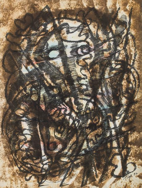 Tiga (Jean-Claude Garoute), 'Burnt Sun', 1992, PIASA