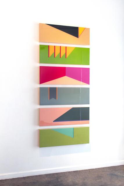 , 'Intitled (Stacks),' 2018, Galleri Urbane