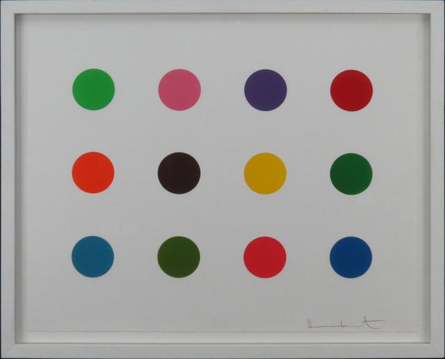 Damien Hirst, 'Perillartine', 2012, Lougher Contemporary