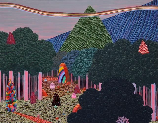 , 'Dividing stone,' 2015, Leehwaik Gallery