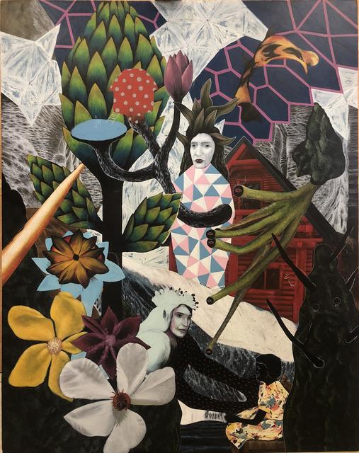 Rodel Tapaya, 'A Fairy's Abode', 2019, A3 Arndt Art Agency