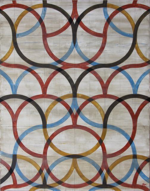 , 'Sinfonía en fuga II,' 2018, Galería Quetzalli