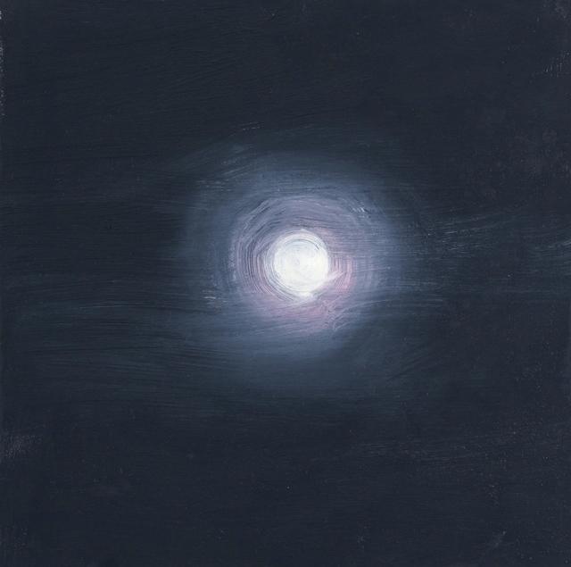 , ' Superbowl Moon (White St, 2-05-12, 9:45PM), 2012,' 2012, Southard Reid