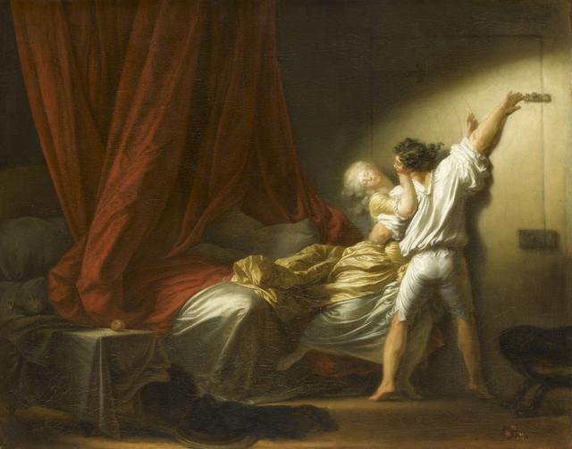 , 'The Bolt,' 1777-1778, Musée du Luxembourg
