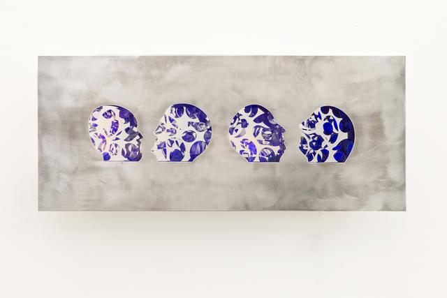 , 'Conversation,' 2010, Galerie Kornfeld