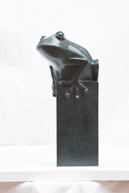 , 'Frog,' 2017, Galerie Dumonteil