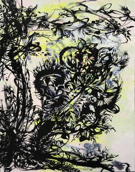 Huang Zhiyang 黄致阳, 'Zoon-Dreamscape Zoon - 密视 No.1704', 2017, Ink Studio