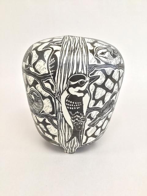 , 'Mixed Flock, November,' 2019, Greenhut Galleries