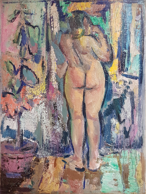 Ernst Gradischnig, 'Akt (Nude)', 2003, Galerie Lehner