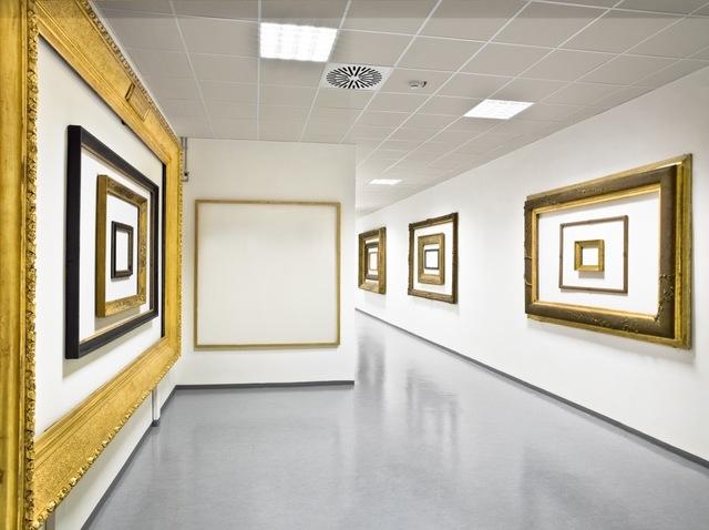 , 'Treasure Rooms of the Galleria Nazionale d'Arte Moderna - Rome,' 2014, Robert Mann Gallery
