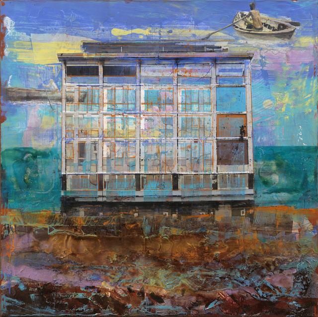 , 'Mar a fondo,' 2009, Enlace Arte Contemporáneo