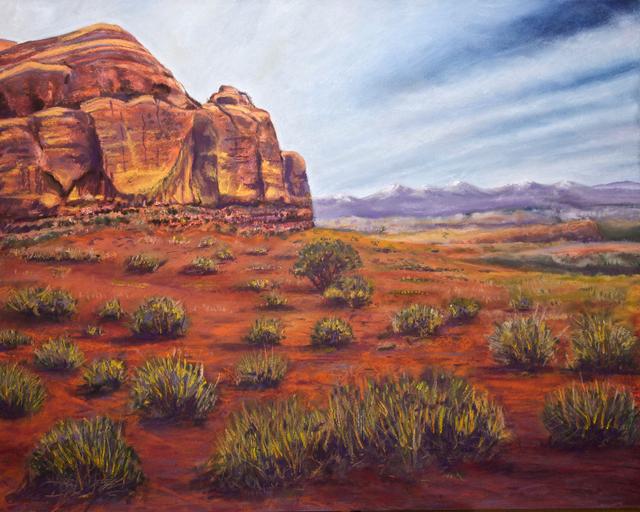 , 'Sunset Over Red Rocks, Utah,' , Tim Collom Gallery
