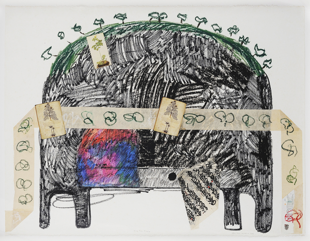 , 'Tree Top Table,' 1982, Charles Nodrum Gallery