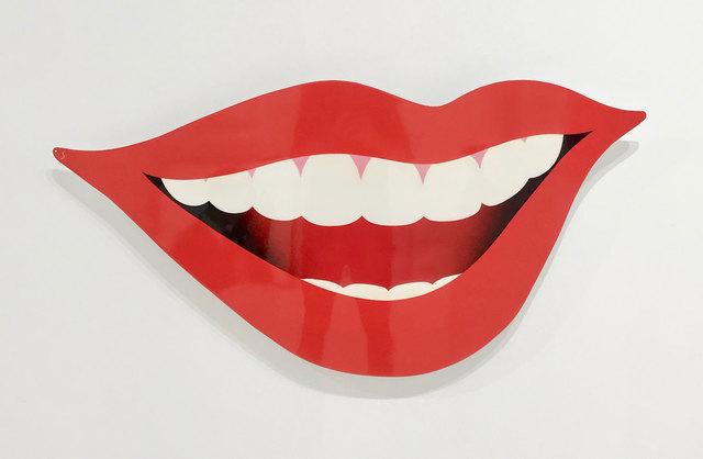 , 'Smilin' Hot Lips 2,' 2018, Robert Fontaine Gallery