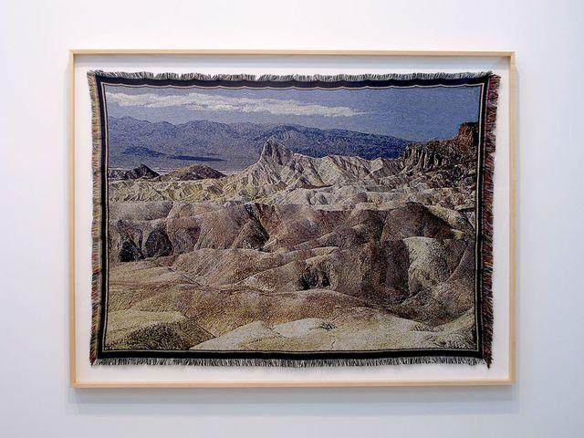 Piero Golia, 'Postcards from The Edge (palmhills)', 2006, Bortolami