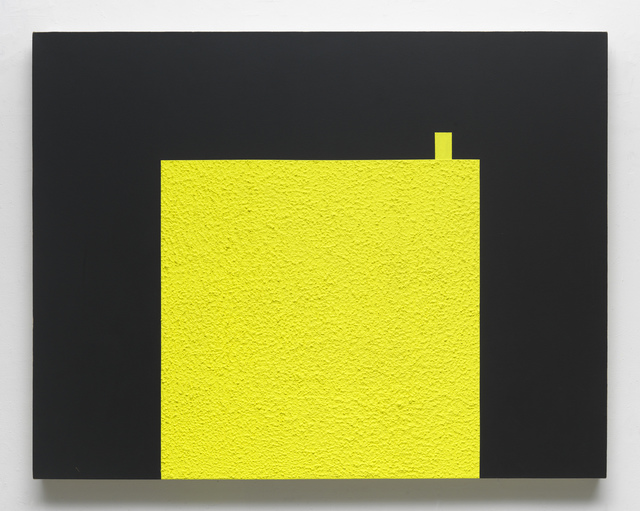 , 'Yellow Cell with Smokestack,' 1984, MARUANI MERCIER GALLERY