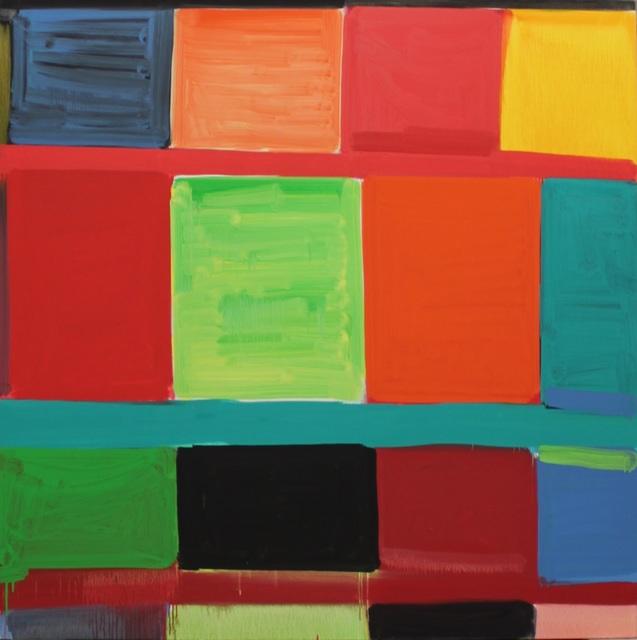 , 'Tuesday,' 2016, Galerie Nordenhake