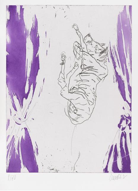""", 'Tobi, from """"Schlafende Hunde"""",' 1998-1999, Gagosian"""