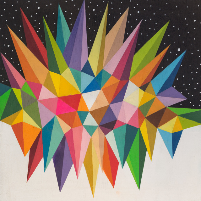 Okuda San Miguel, 'Mutations 7', 2016, Underdogs Gallery