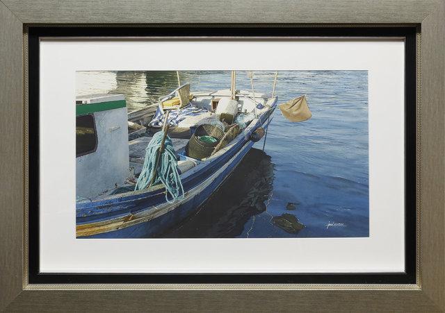 , 'Boat Scene,' , Gallery 901