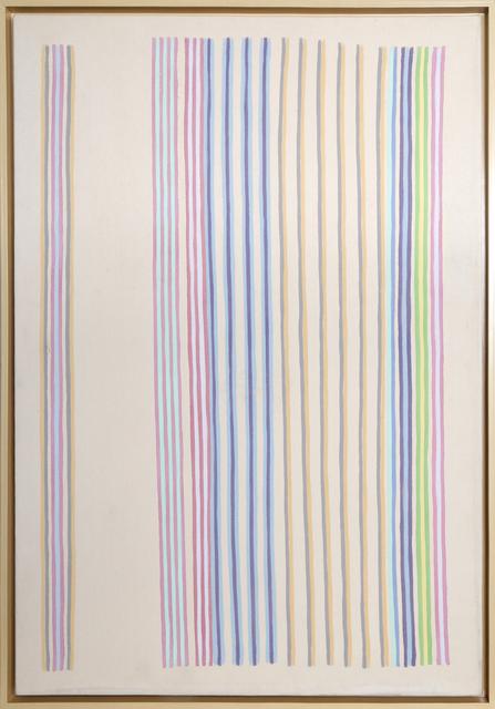 Gene Davis, 'Sky Cycle', 1978, RoGallery