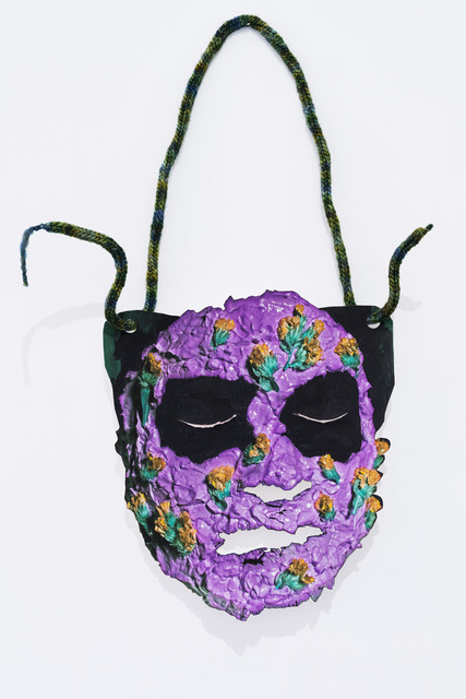 , 'Snake Charming Mask,' 2015, YUI Gallery