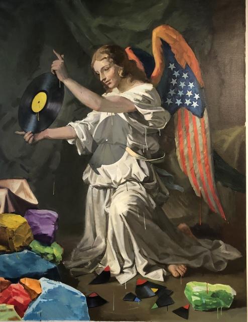 Arsen Savadov, 'Angel', 2019, Gilles Clement Gallery