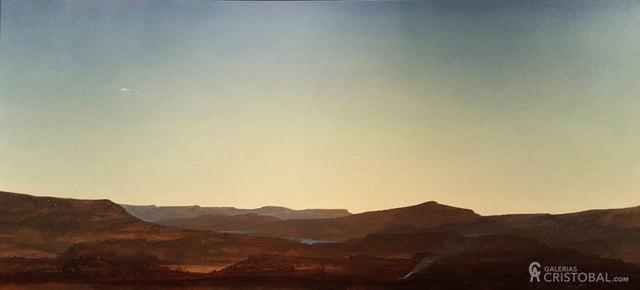 , 'Amanecer en Soledades,' 2011, GALERÍAS A. CRISTOBAL