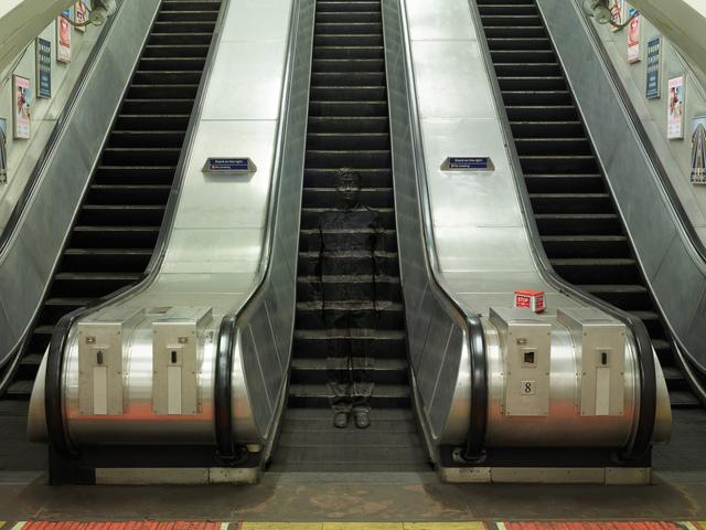 , 'London No. 3 - Underground Escalators ,' 2014, Galería RGR