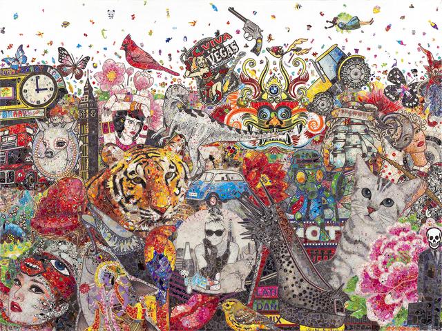 , 'Dream World No.22,' 2014, ART LEXÏNG