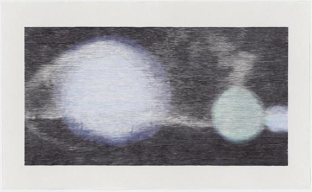 , 'Cosmic Fruis - Blue Grape,' 2016, Alan Cristea Gallery