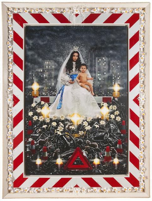 , 'La Vierge à l'enfant (Hafsia Herzi),' 2009, Maison Particulière