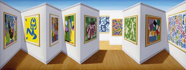 , 'Matisse Matters,' 2015, Flowers