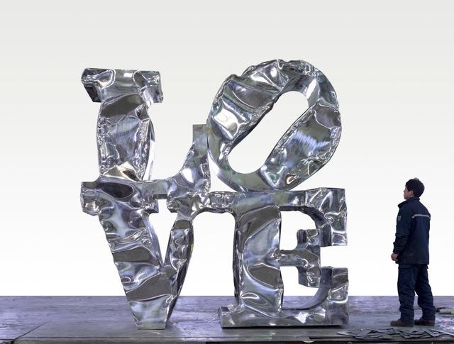 , 'LOVE,' 2012, Kukje Gallery