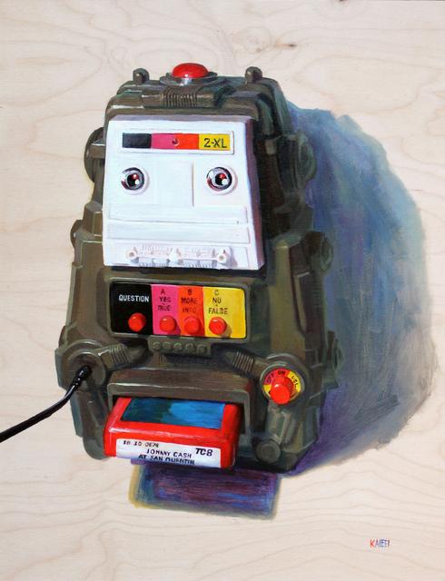 , 'ROBOT 2XL,' , saltfineart