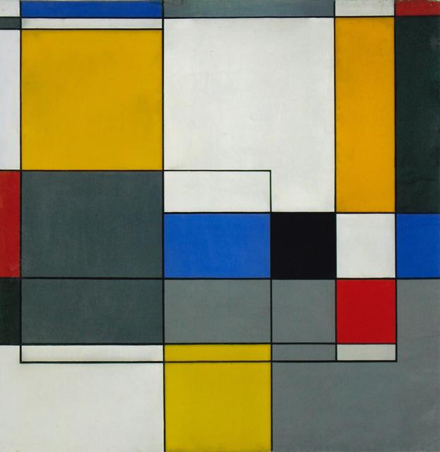 , 'Pintura N° 42,' 1955, Museo de Arte Contemporáneo de Buenos Aires