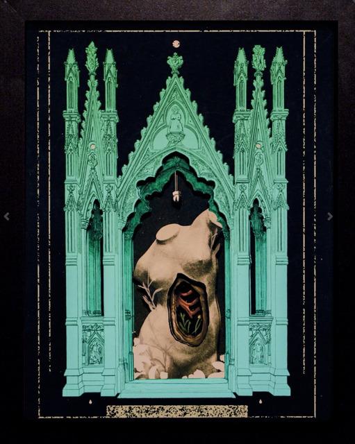 , 'Dead Tooth,' 2018, Paradigm Gallery + Studio