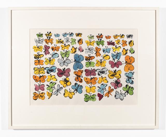 , 'Butterflies,' 1955, Sperone Westwater