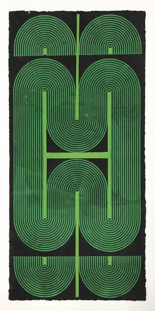 , 'Xylo.C,' 2019, Halsey McKay Gallery