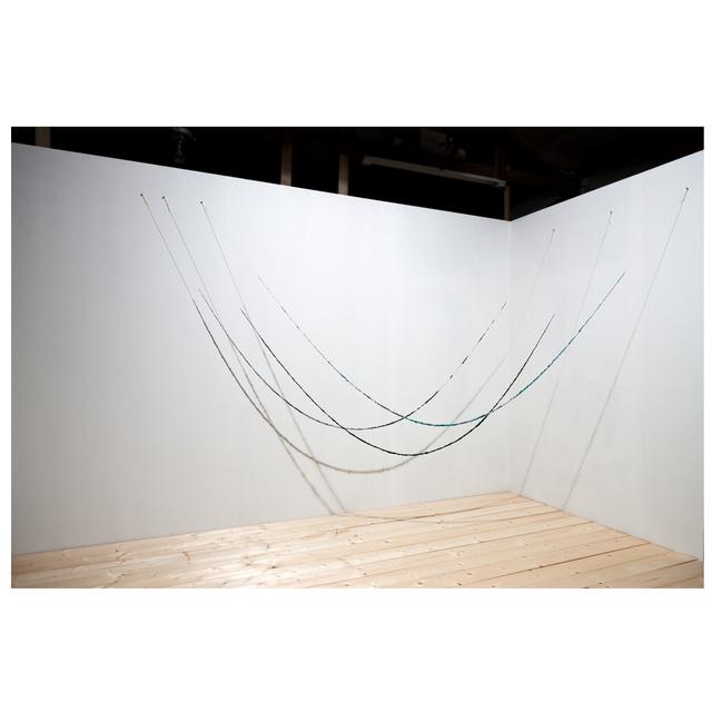 , 'Skyline 140113, 140116, 140126,' 2014, Gallery SoSo