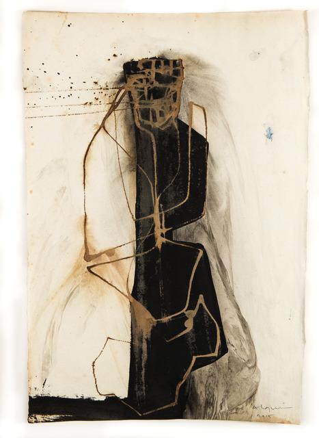 , 'Roi fumant,' 2015, Galerie Maeght