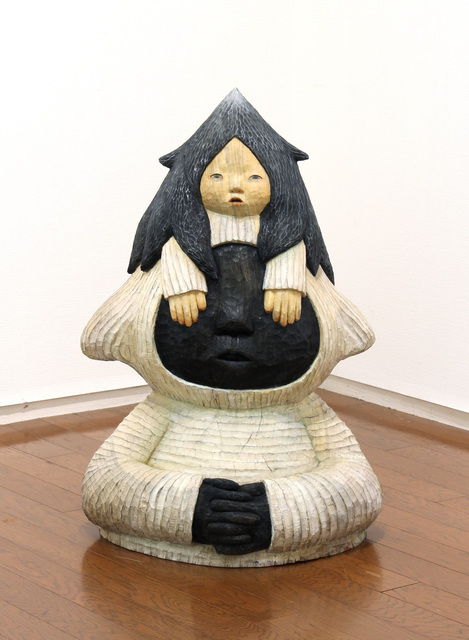 , 'Blindfold,' 2015, Gallery Tsubaki