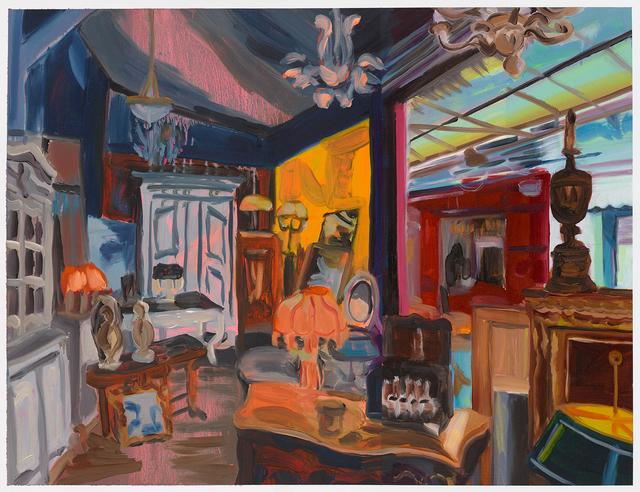 , 'Study for Setting,' 2019, Frestonian Gallery