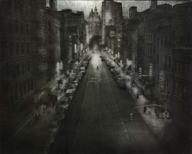 , 'Walking Downtown,' 2011, Gallery 270